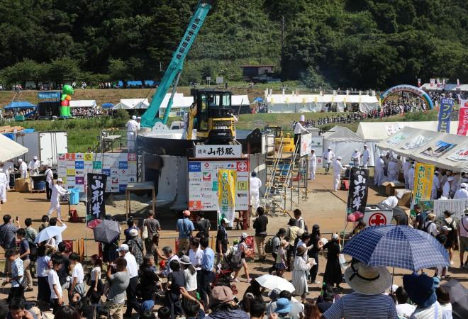 第31回日本一の芋煮会フェスティバル